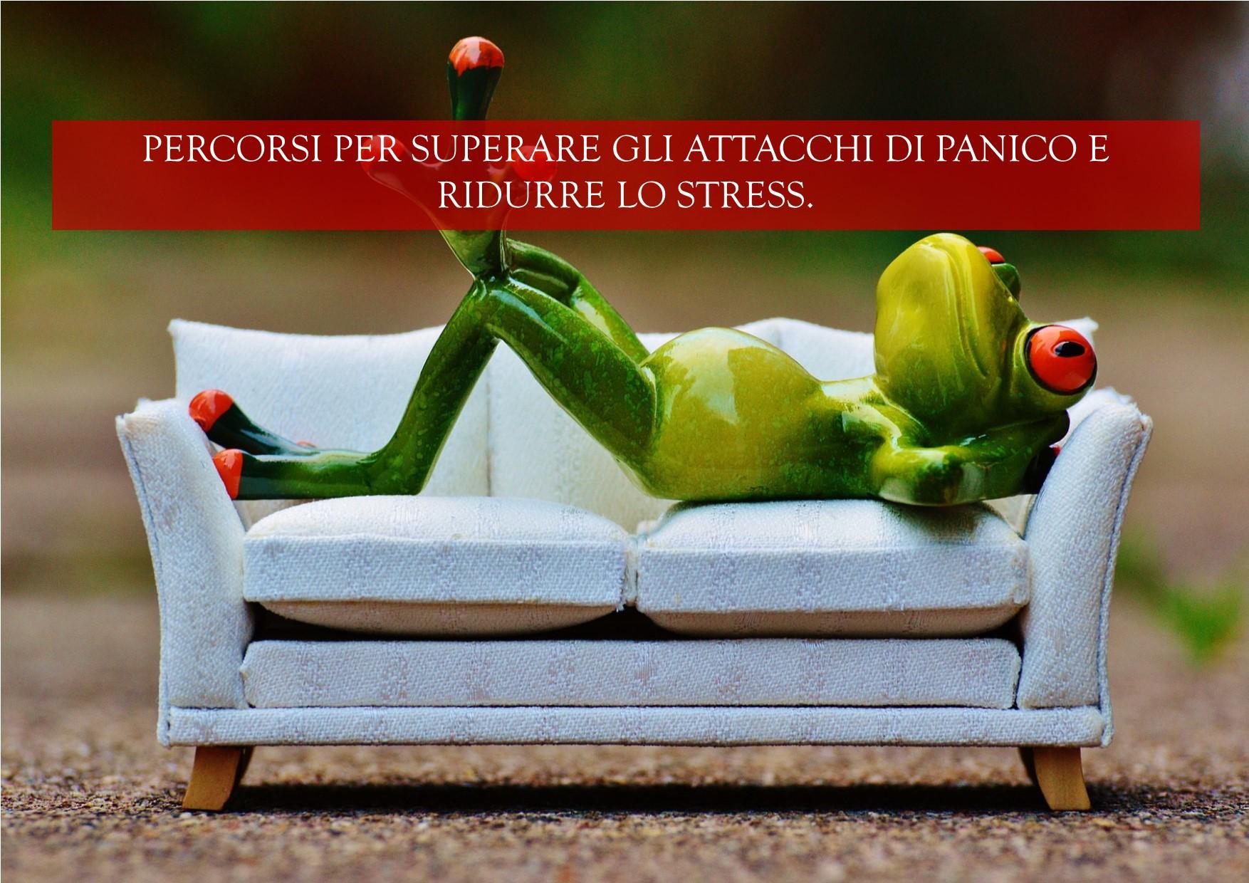 stress e panico